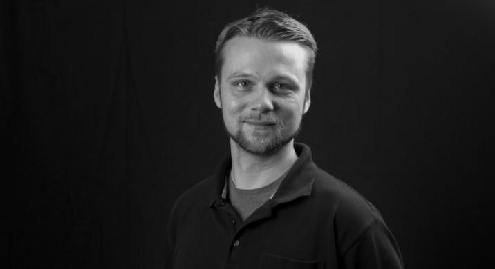 """<span class=""""caps"""">NEWS</span> / 14.11.2016 / Neuer Mitarbeiter in der Projektleitung – Jens Behrend"""