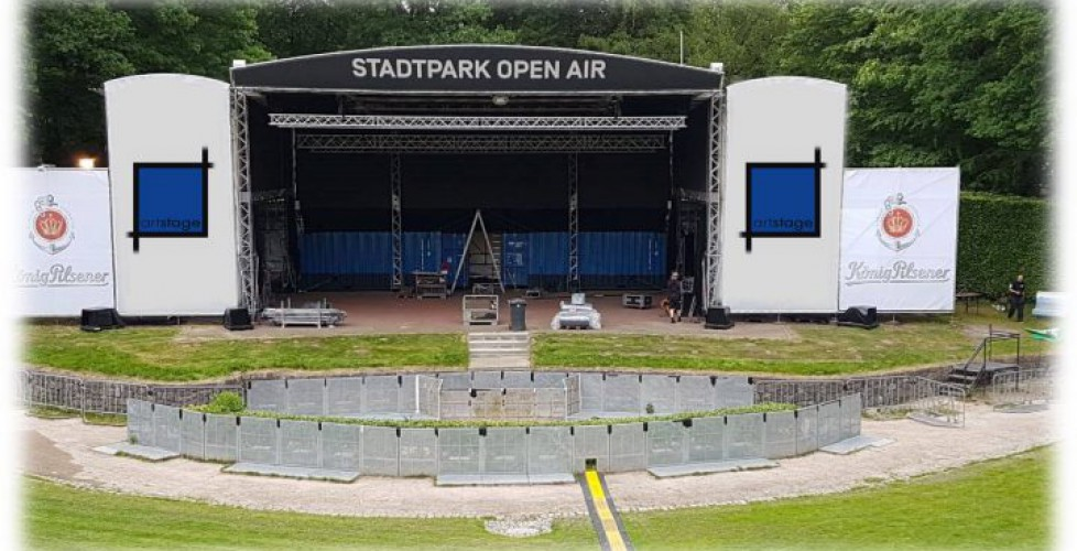 "<span class=""caps"">NEWS</span> / 17.05.2019 / Stadtparkopenair 2019"