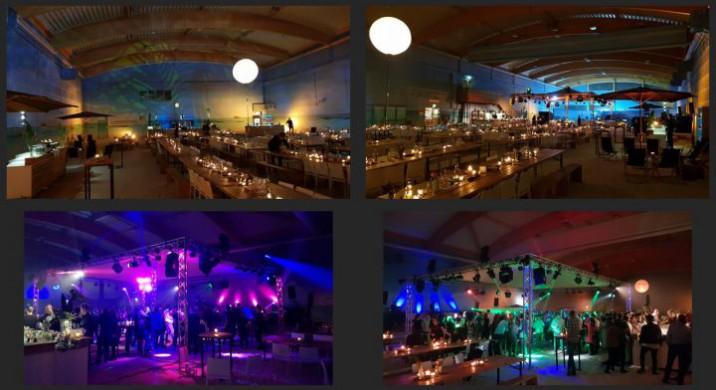 "<span class=""caps"">NEWS</span> / 07.12.2019 / artstage verwandelt Beach Hamburg in Partylocation"